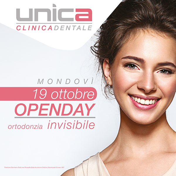Open-day ortodonzia invisibile